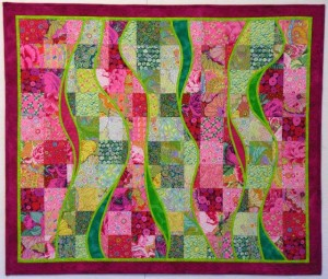 """Raspberry Lime Splice"" 2008"